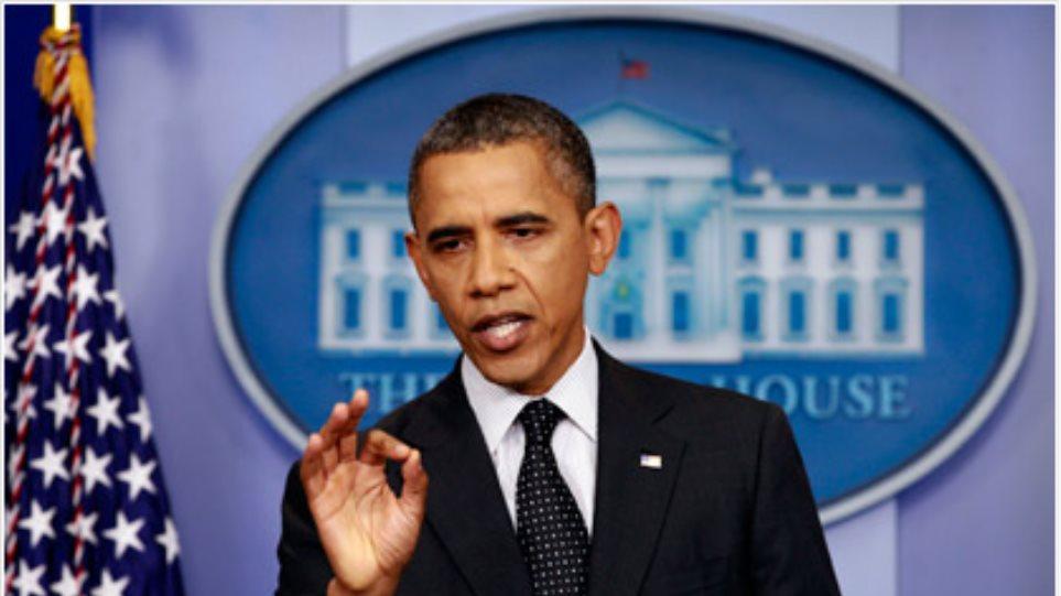 Τελεσίγραφο Ομπάμα σε Άσαντ για χρήση χημικών όπλων