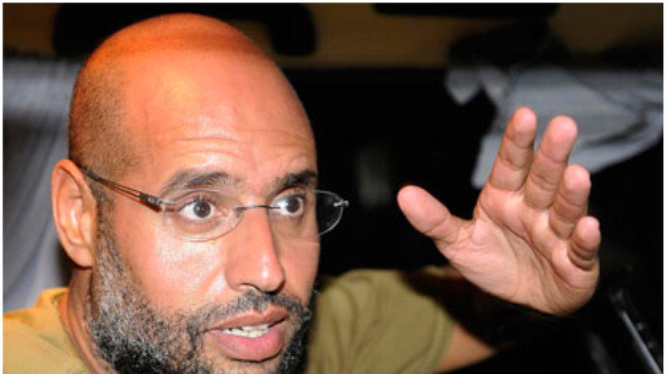 Λιβύη: Ο Σάιφ αλ Ισλάμ Καντάφι μπορεί να δικαστεί στην Ζιντάν