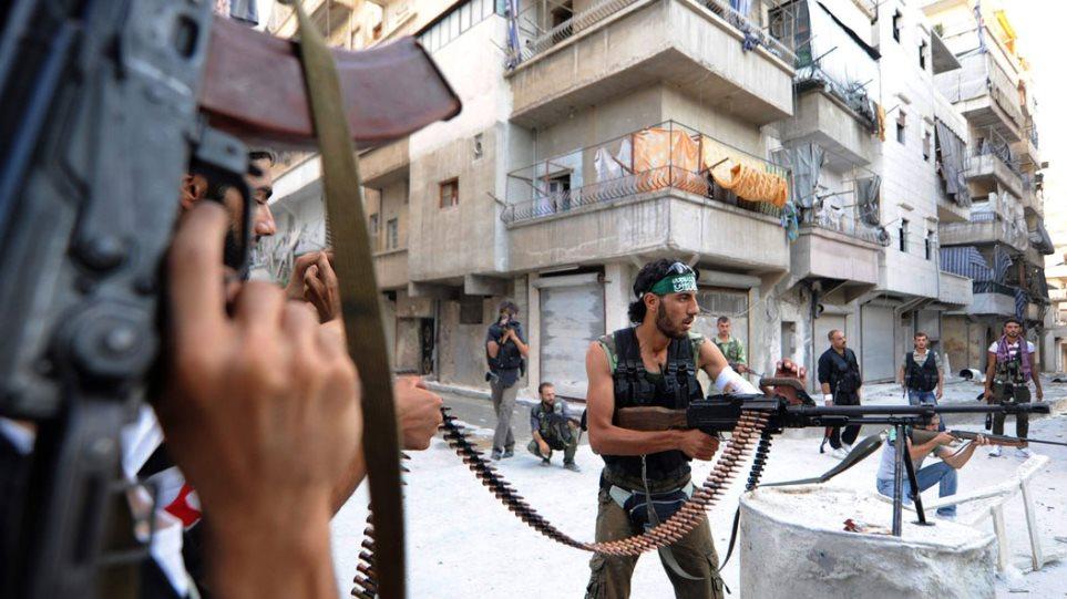 Νεκρά γυναικόπαιδα στο Χαλέπι