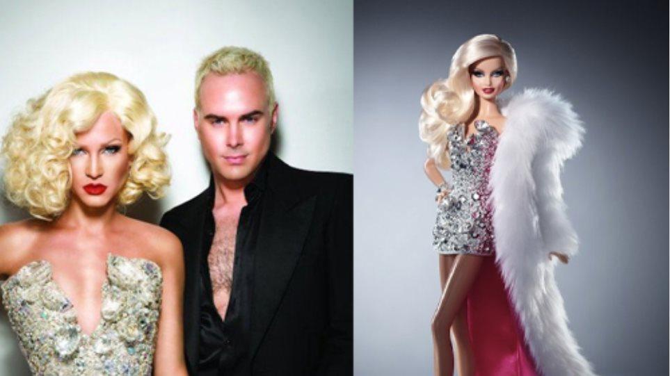 Έρχεται στα καταστήματα η drag queen Μπάρμπι
