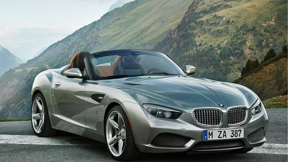 Η σέξι BMW Zagato Roadster