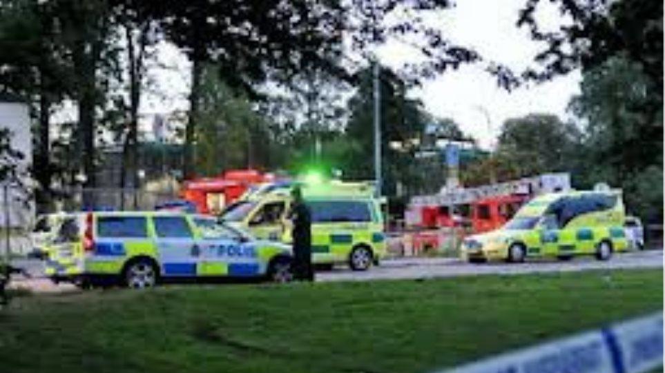 Εκκενώθηκε η τουρκική πρεσβεία στη Στοκχόλμη