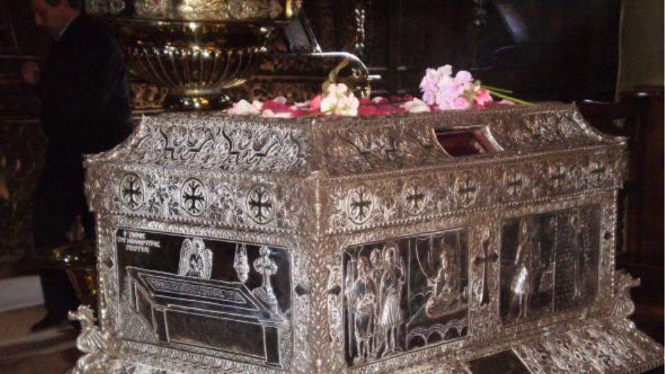 Έκλεψαν λείψανο Αγίας από ναό της Ρόδου