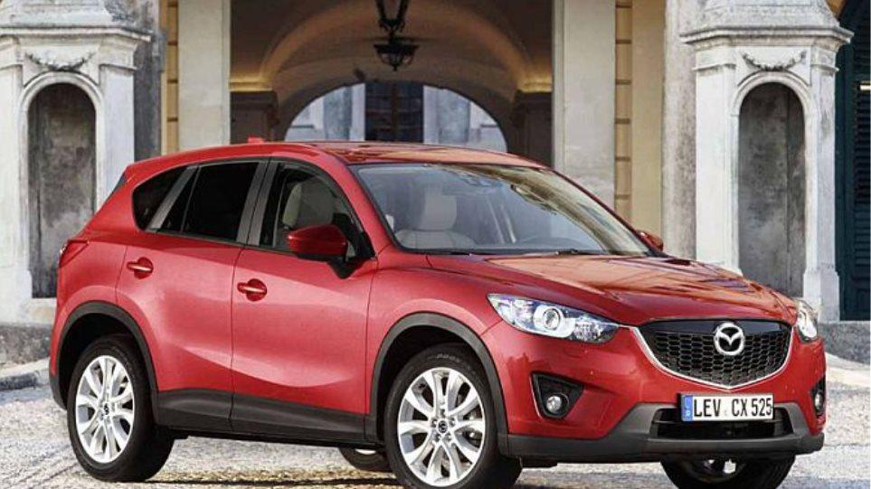 Σαρώνει τα βραβεία το Mazda CX-5