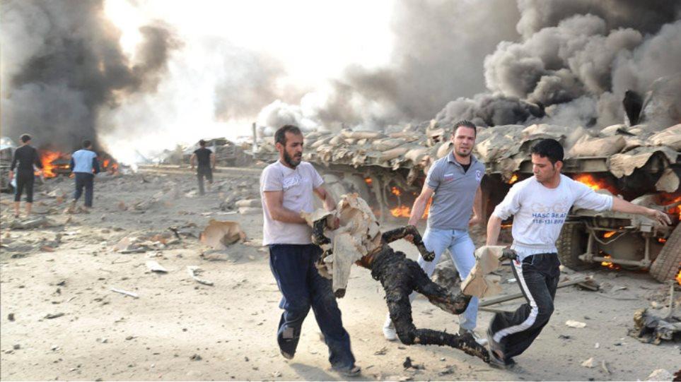 Παίρνει φωτιά η Μέση Ανατολή