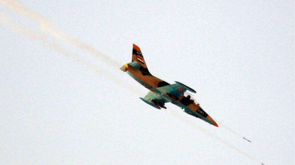 Συριακά μαχητικά παραβίασαν τον εναέριο χώρο του  Ιράκ
