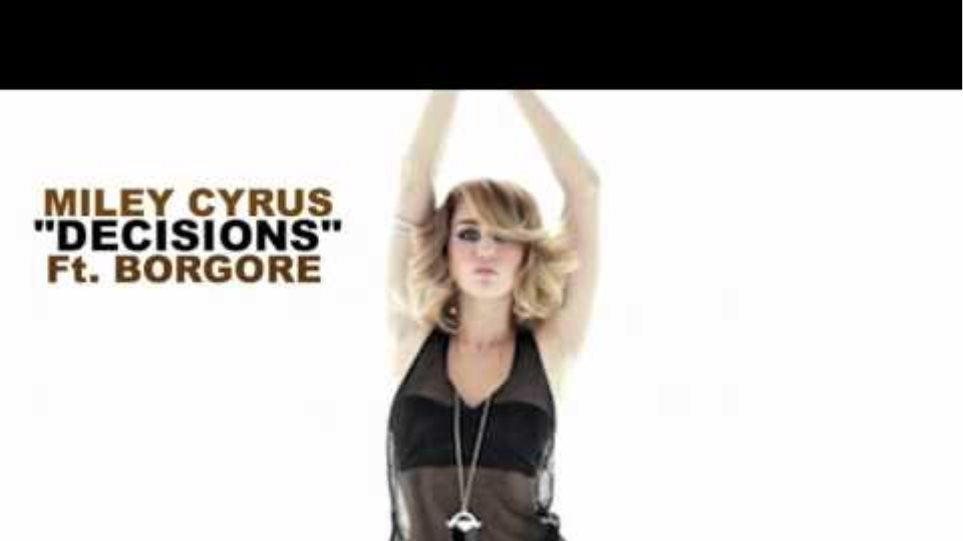 H Miley Cyrus με νέο τραγούδι