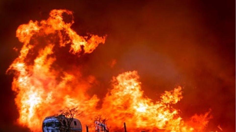 Σε κατάσταση έκτακτης ανάγκης η Βόρεια Καλιφόρνια