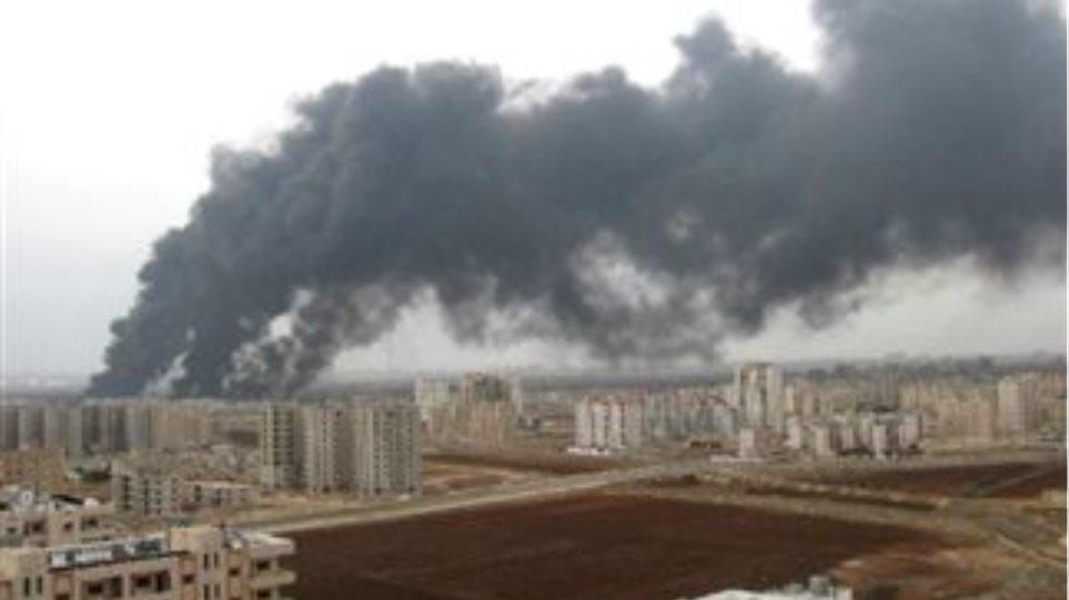 Δίχως τέλος το αιματοκύλισμα στο Χαλέπι