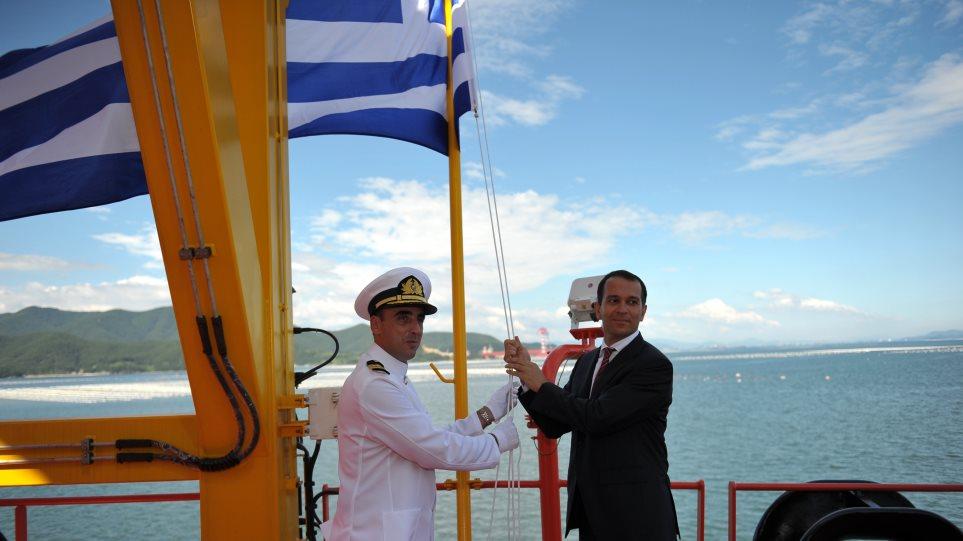Ενισχύει τον στόλο της η Αegean bulk της οικογένειας του Κ Π