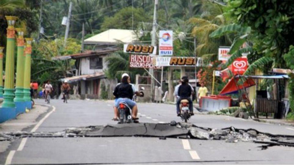 Φιλιππίνες: Μία νεκρή από το σεισμό
