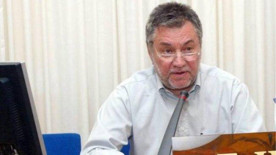 Τελευταίο «αντίο» στον δημοσιογράφο Δημήτρη Γουσίδη