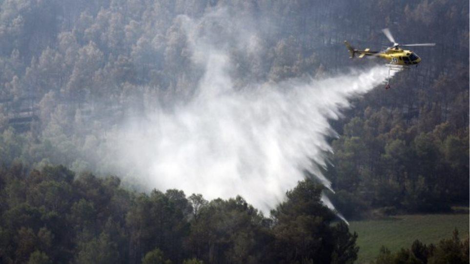 Ενας νεκρός από την πυρκαγιά στην Ισπανία