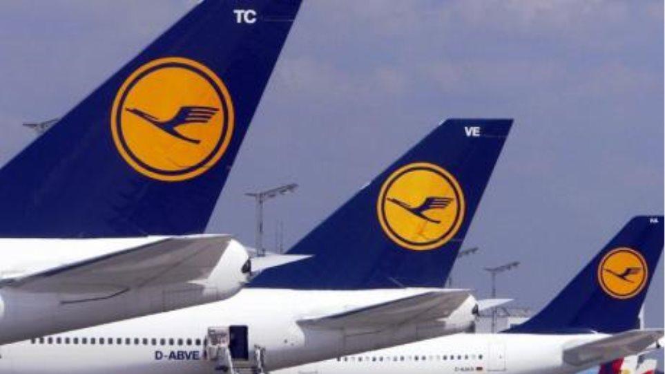 Ματαιώσεις πτήσεων και σήμερα στη Φρανκφούρτη