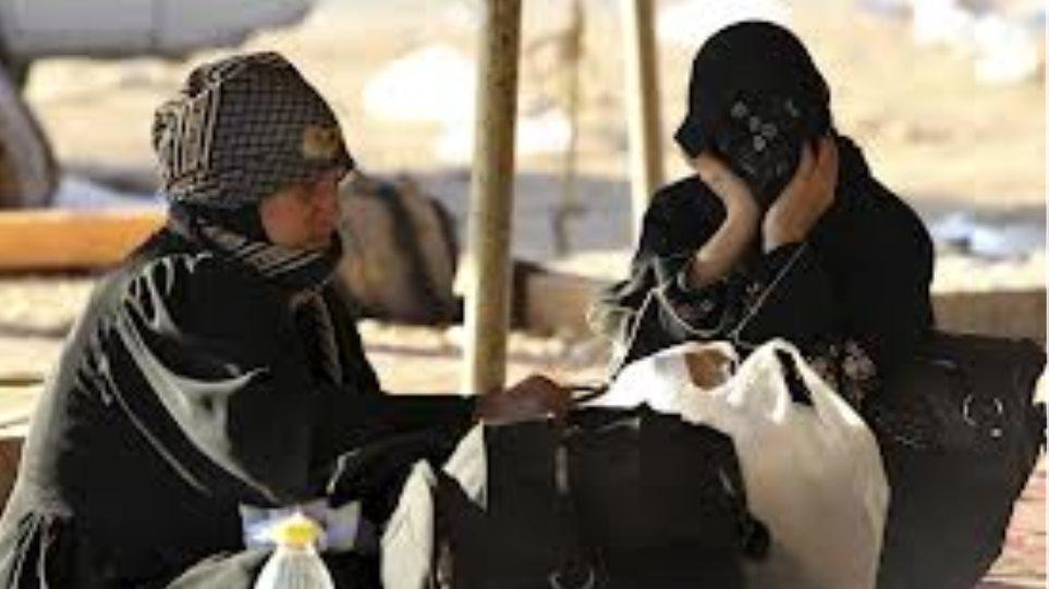 Στην Ιορδανία περισσότεροι από 200.000 Σύροι πρόσφυγες