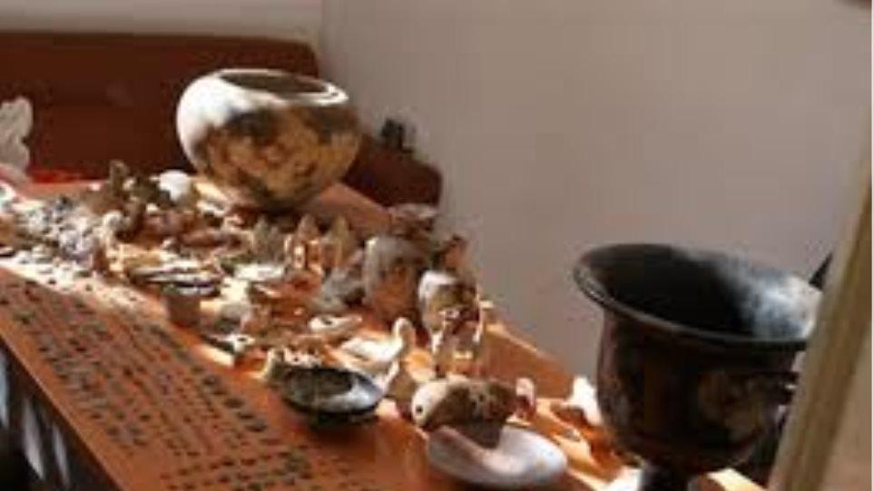 Εξαρθρώθηκε σπείρα από αρχαιοκάπηλους