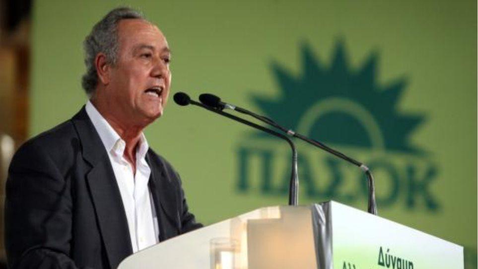 Παναγιωτακόπουλος: «Η 3η του Σεπτέμβρη ανήκει στο ΠΑΣΟΚ»