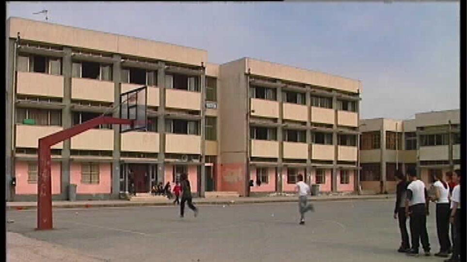 Άρπαξαν εξοπλισμό από σχολείο στην Καρδίτσα