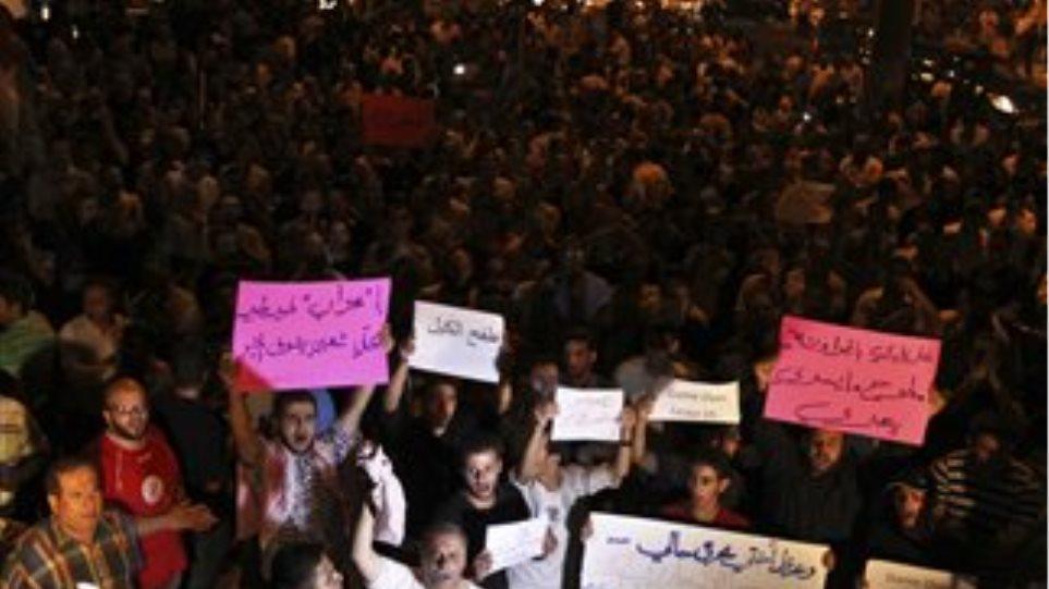 Ioρδανία: Διαδηλώσεις ενάντια στην αύξηση της τιμής των καυσίμων