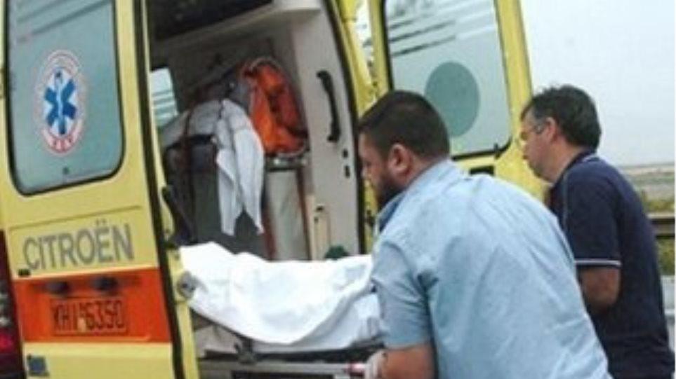 Θανάσιμος τραυματισμός 63χρονου στην Πιερία