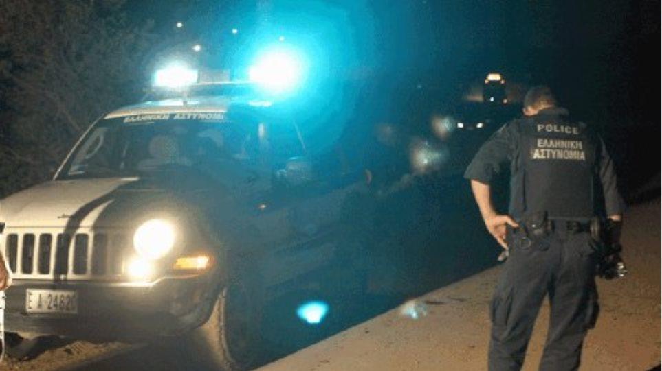 Τραυματίστηκε αστυνομικός σε καταδίωξη