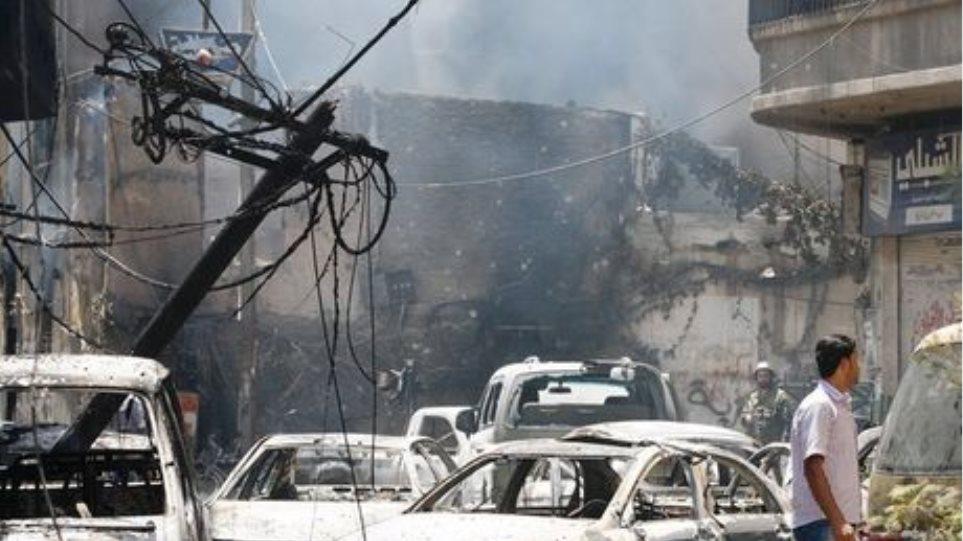 Νέος κύκλος αίματος στη Συρία