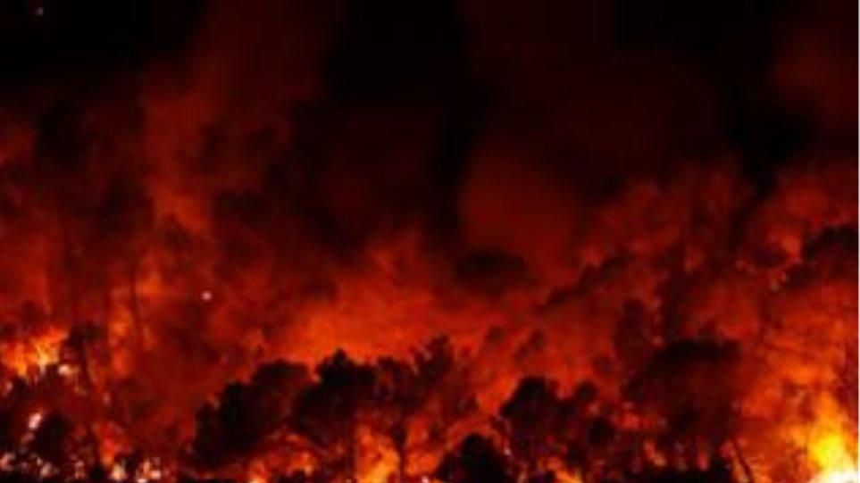 Στις φλόγες... και η Βουλγαρία