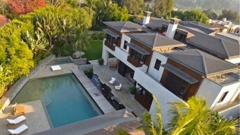 Ο Matt Damon αγόρασε σπίτι