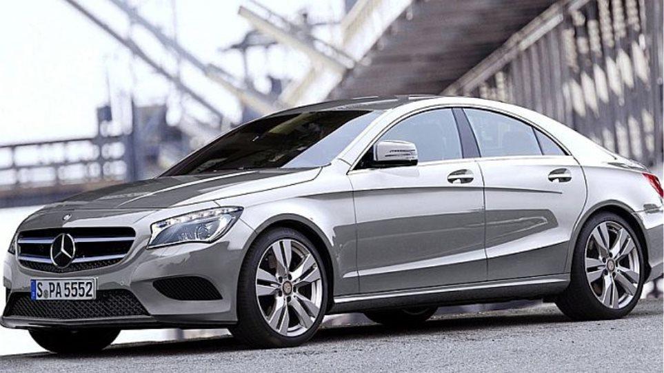 Αρχίζει η παραγωγή της μικρής Mercedes CLS