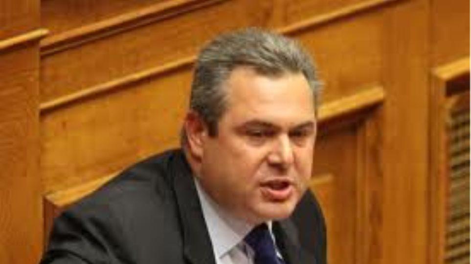 Επιστολή Καμμένου στον πρωθυπουργό για τη σύσταση Εξεταστικής για το Μνημόνιο