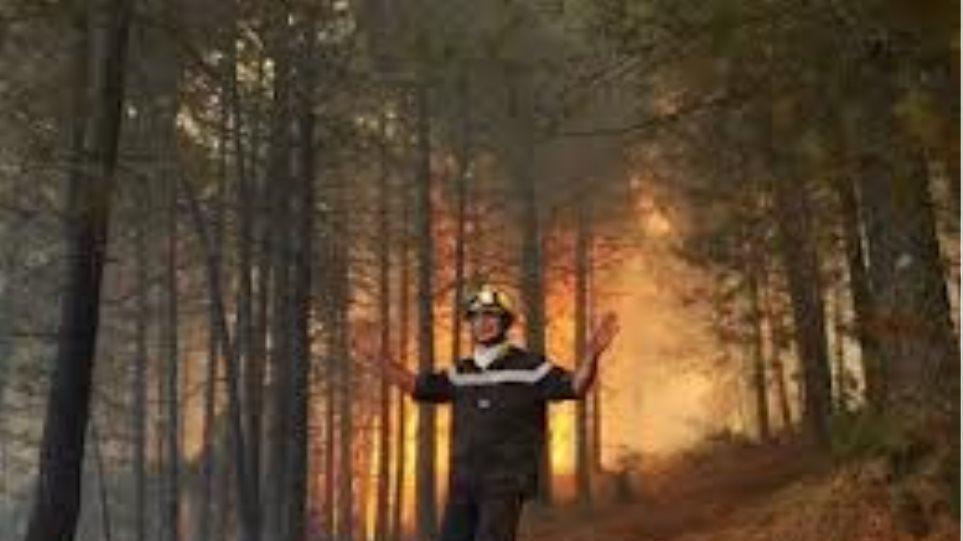 Τη βοήθεια της ΕΕ ζητεί η Πορτογαλία για τις πυρκαγιές