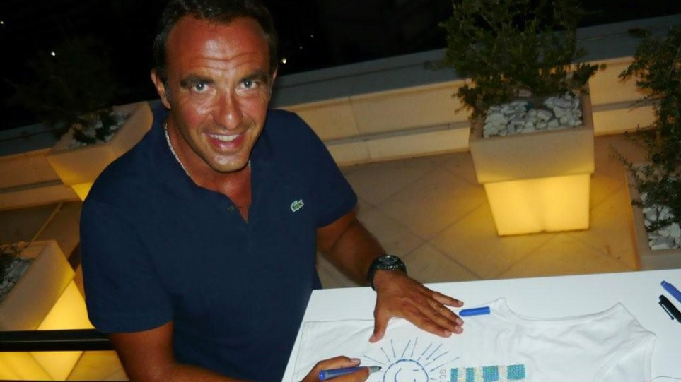 Celebrities εμπνέονται από την Ελλάδα