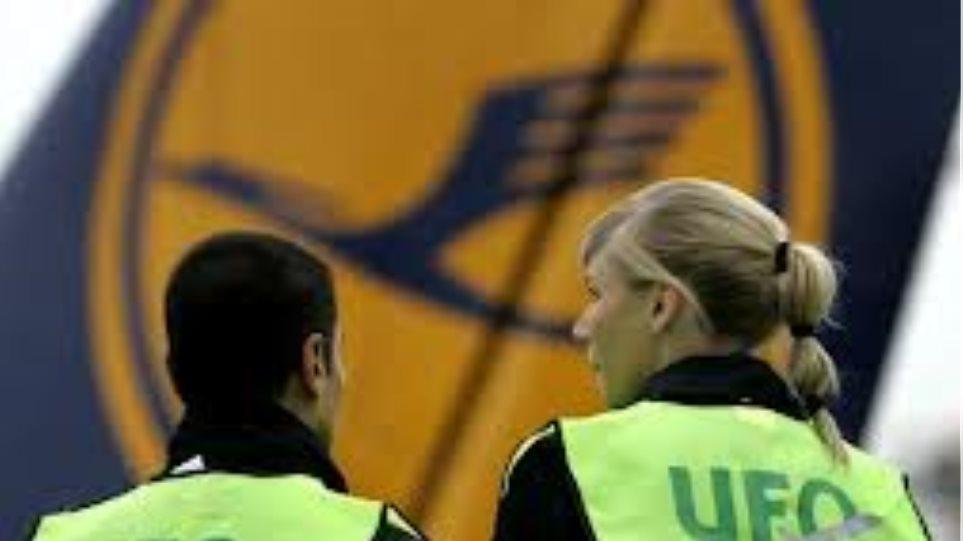 Με νέα 24ωρη απεργία απειλεί το ιπτάμενο προσωπικό της Lufthansa