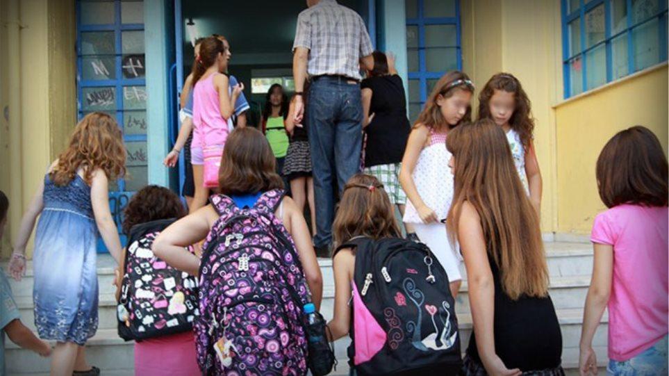 Συνωστισμός στα δημόσια σχολεία!