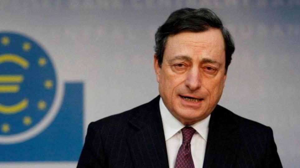 Μεγάλες προσδοκίες από την αυριανή συνεδρίαση της ΕΚΤ