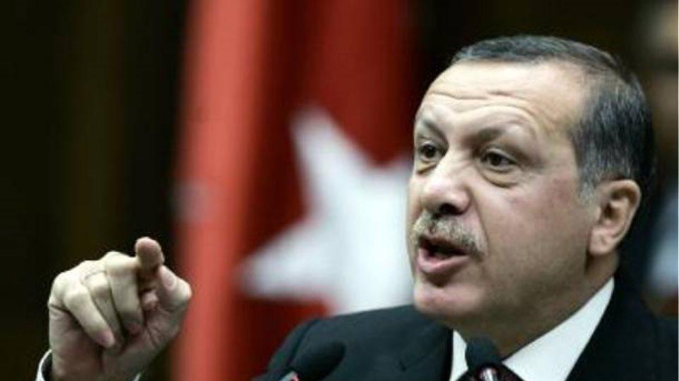 """Ο Ερντογάν κατηγορεί τη Συρία ότι έχει γίνει ένα """"τρομοκρατικό κράτος"""""""
