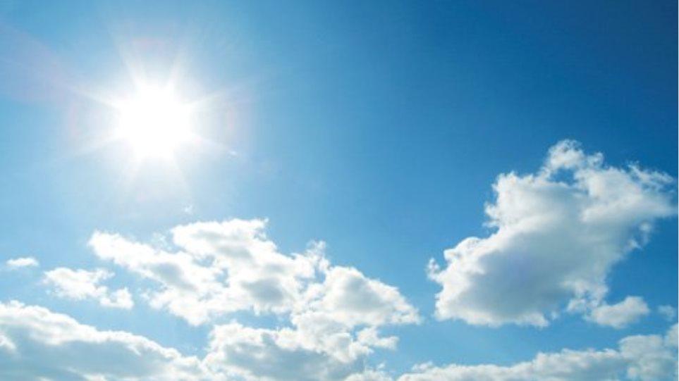 Ηλιόλουστη και η σημερινή ημέρα!