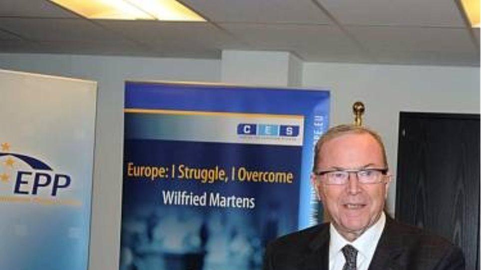 Από το Βουκουρέστι... στο Βουκουρέστι το συνέδριο του Ευρωπαϊκού Λαϊκού Κόμματος