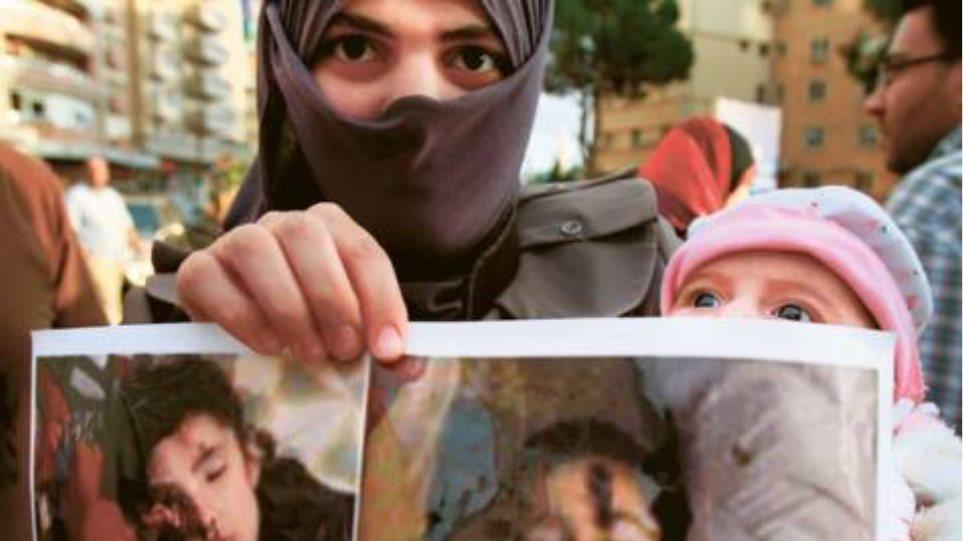 Χαλέπι: Νέο αιματοκύλισμα με επτά παιδιά νεκρά