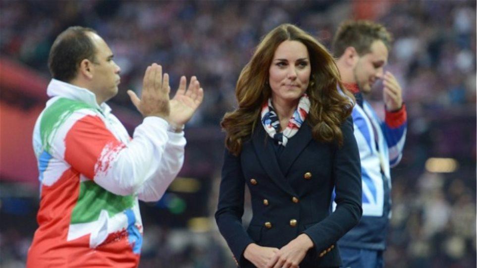 Ιρανός αθλητής δεν «χαιρέτισε» την Κέιτ