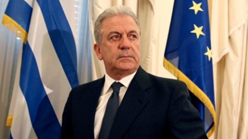 """Αβραμόπουλος: """"Το καθεστώς Άσαντ πρέπει άμεσα να αποσυρθεί"""""""