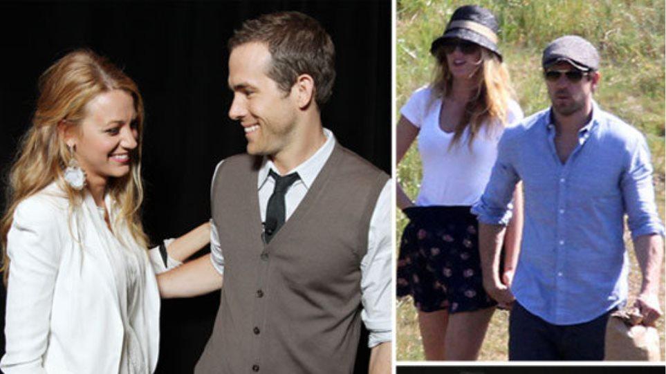 Παντρεύτηκαν ο Ryan Reynolds και η Blake Lively