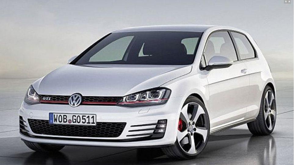 Αποκάλυψη: Το VW Golf GTi