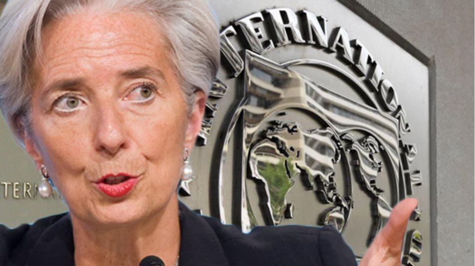 ΔΝΤ: Δεν πέφτει το χρέος, λόγω ύφεσης και μείωσης του ΑΕΠ