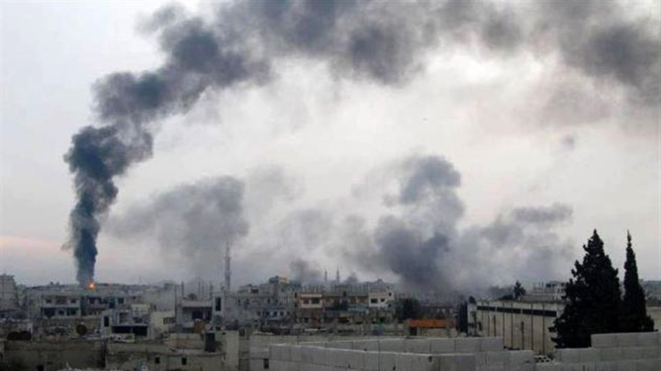 """""""Πλήγμα"""" στο προπύργιο των ανταρτών από τον Άσαντ"""