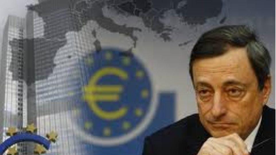 Ντράγκι: Άμεση εφαρμογή του μηχανισμού εποπτείας των τραπεζών