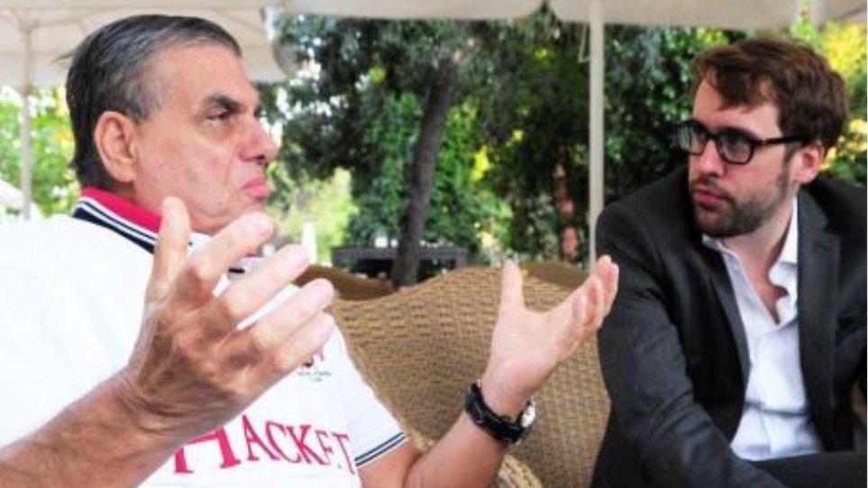 Συνέντευξη Τράγκα στην Bild για τη Μέρκελ