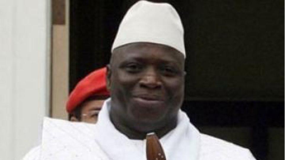 Ο πρόεδρος της Γκάμπια υποστηρίζει ότι θεράπευσε με βότανα φορείς του AIDS