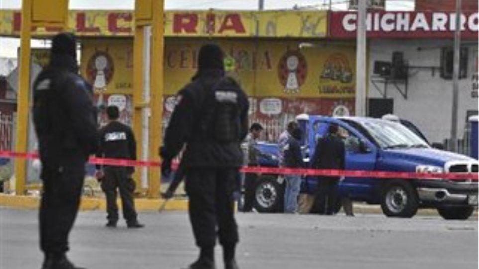 Μεξικό: Σκοτώθηκε ο αρχηγός των Ζετας