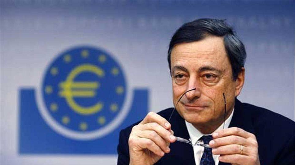 Ντράγκι: Η Ελλάδα έχει πολύ δρόμο ακόμα